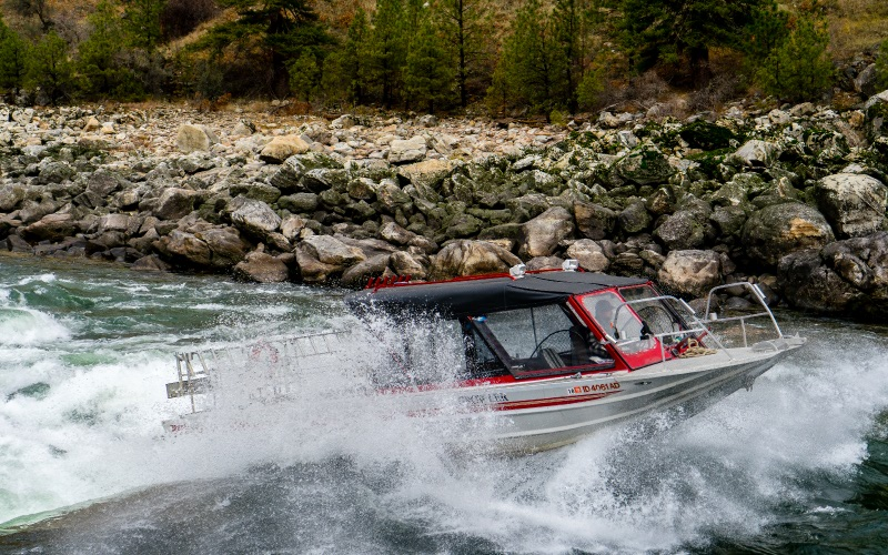 Idaho Rafting And Jet Boat Trips On The Salmon Or Snake