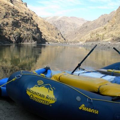 Lower Salmon River Raft Trip